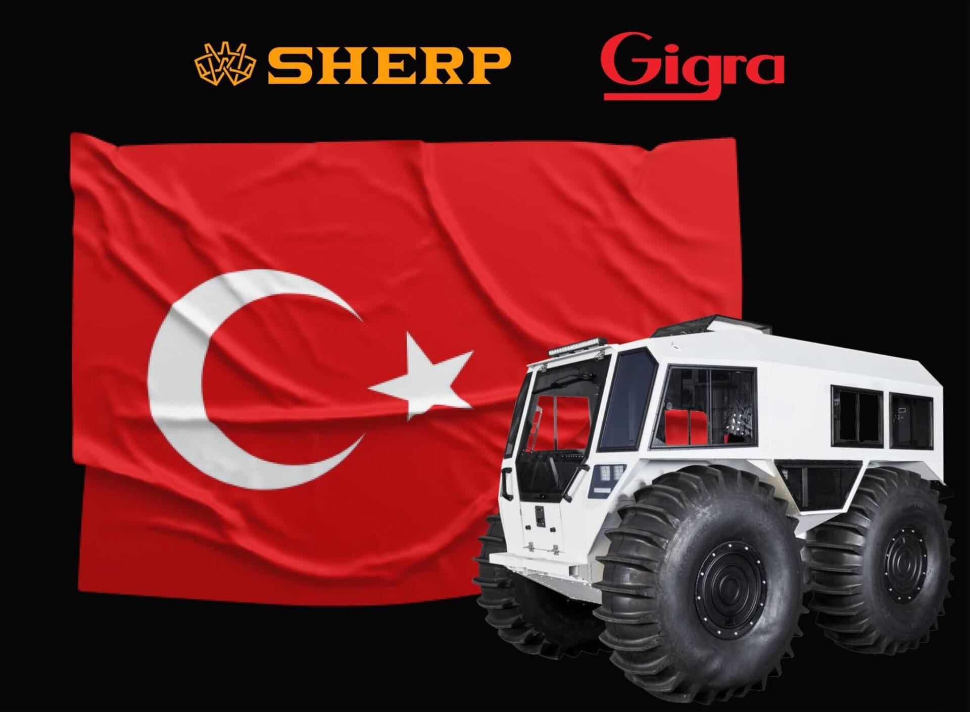 SHERP enters Turkish market