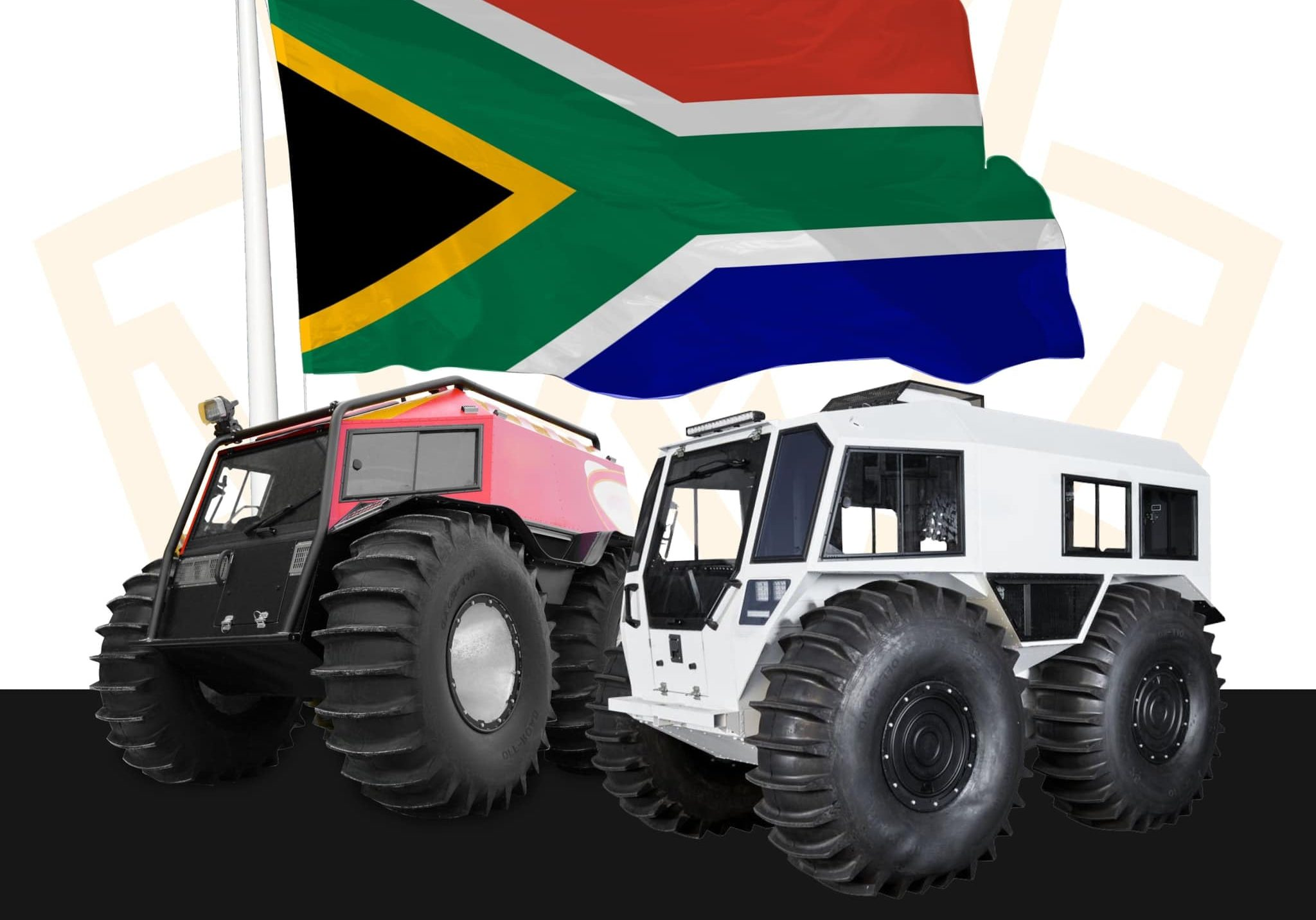 SHERP tour in South Africa